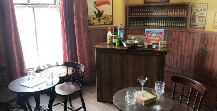 Highfield Manor Pub