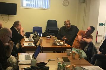 Participants in The Big Alcohol Conversation Focus Group
