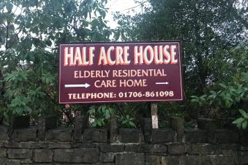 Half Acre House Residential Home