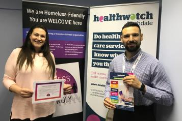 Healthwatch Rochdale Management