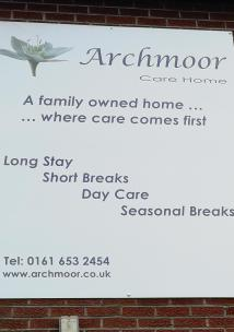 Archmoor Care Home