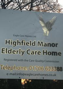 Highfield Manor Care Home